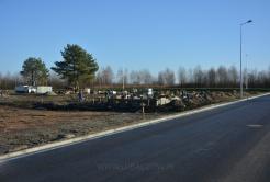 Łukasz Maćko jako pierwszy rozpoczął prace związane z ulokowaniem swojej firmy na terenie Parku Przemysłowego Lubaczów. Początkiem grudnia na działce nr 3200/35 stanęły fundamenty pod budynki produkcyjne firmy. Kliknięcie w obrazek spowoduje wyświetlenie jego powiększenia
