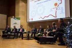 Konferencja gospodarcza podsumowująca projekt Kliknięcie w obrazek spowoduje wyświetlenie jego powiększenia